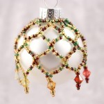 Gypsy Mini Beaded Ornament