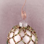 Rainforest Beaded Ornament