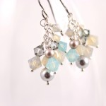 Surf and Sand Swarovski Clusters