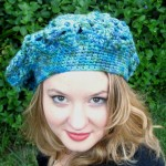 Teals Muffin Beret - Acrylic